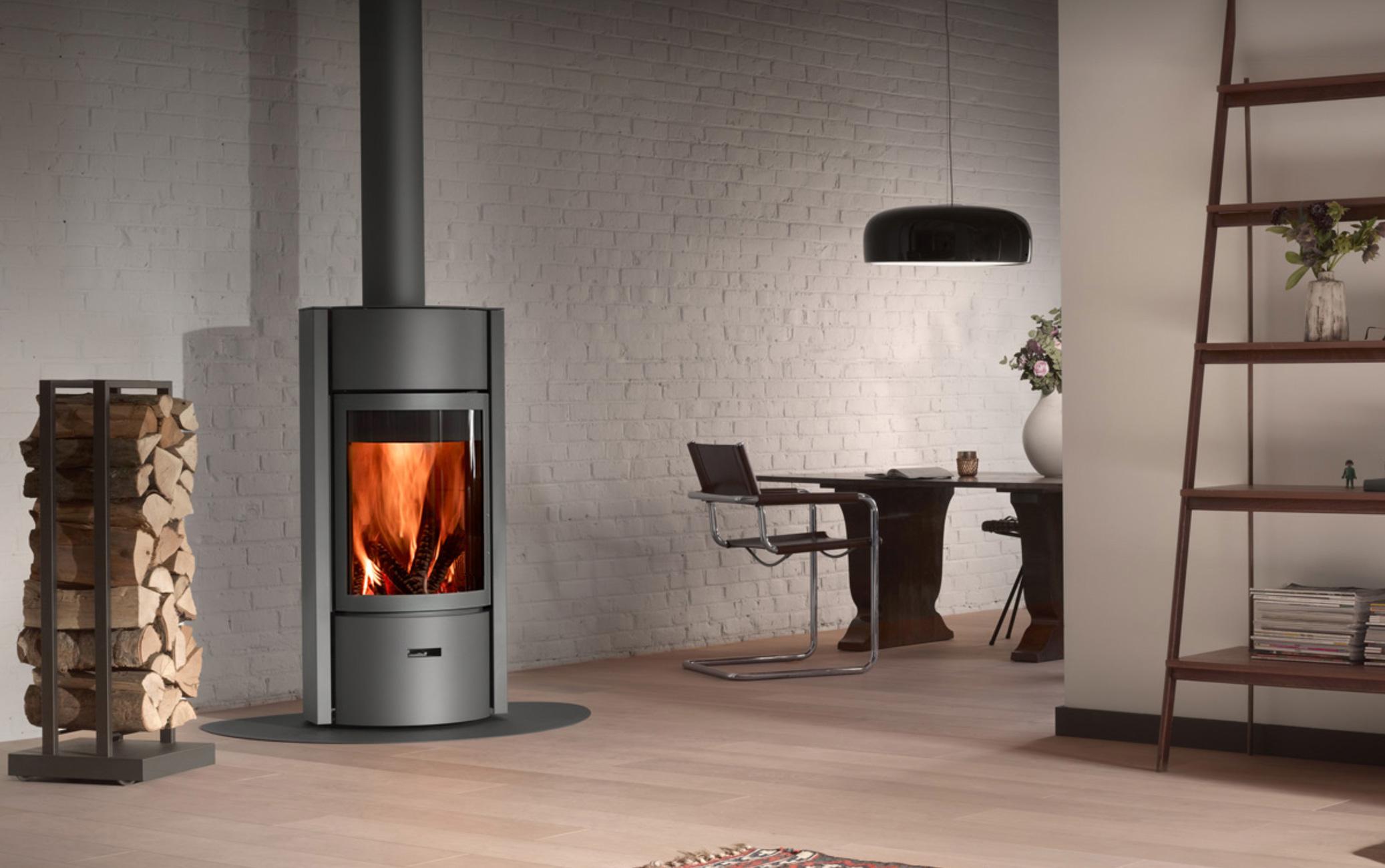 kamin fen pellet fen francois ofenbau. Black Bedroom Furniture Sets. Home Design Ideas